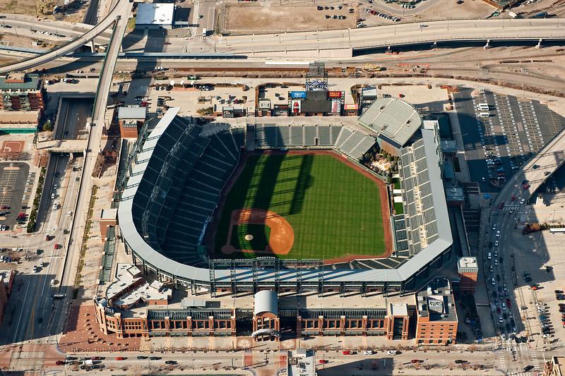Colorado, Rockies Stadium<br /> Denver, Colorado