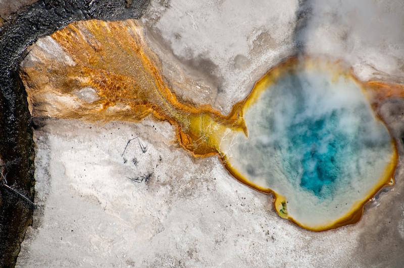 Yellowstone National Park<br /> Wyoming, USA