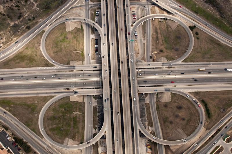 Commercial Real Estate Aerial Photography<br /> San Antonio, Texas