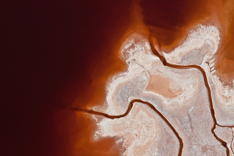Abstract Aerial Photography<br /> Victoria, Texas