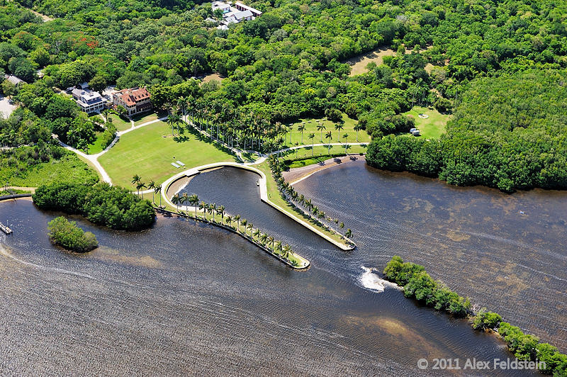 The Charles Deering Estate in South Miami