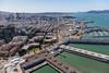 San Francisco waterfront.   3155
