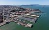 San Francisco waterfront.   3147