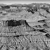 Ecker Butte and the Henry Mountains - Canyonlands National Park, Utah