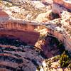 Kirk Arch, upper Salt Creek in the Needles District - Canyonlands National Park, Utah