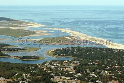 Nauset Inlet, East Orleans, Eastham, Cape Cod 2005