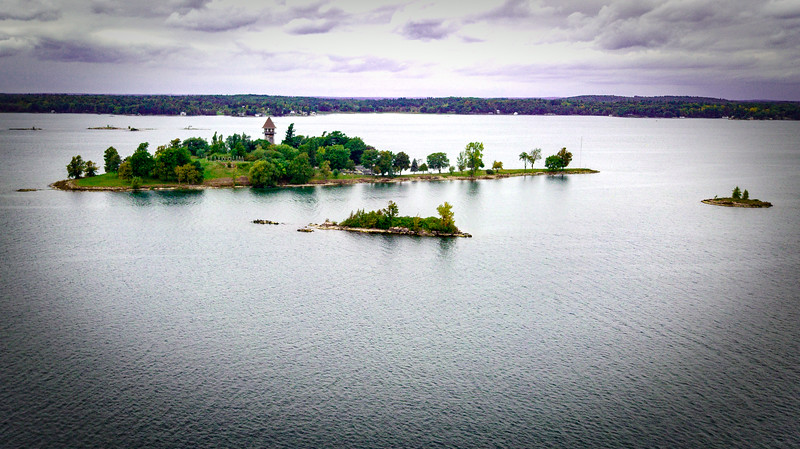Island on the Saint Lawrence