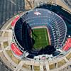 Denver Broncos Stadium<br /> Denver, Colorado<br /> Aerial Photography