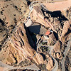 Red Rocks Amphitheater<br /> Aerial Photo<br /> Morrison, Colorado