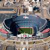 Denver Bronco Stadium<br /> Tilt Shift - Miniature Stadium<br /> Denver, Colorado