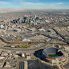 Downtown Denver, Colorado<br /> along with Bronco Stadium