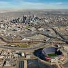 Downtown Denver, Colorado<br /> along with Bronco Stadium
