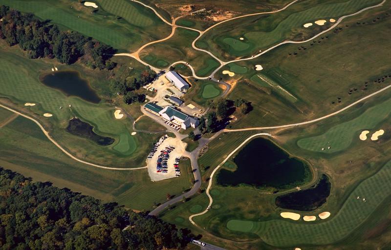 Pilgrims Oak Golf Course 1