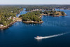 MIP AERIAL PINK LADY BOOTHBAY HARBOR MAINE-6195
