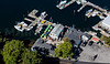 MIP AERIAL BOOTHBAY LOBSTER WHARF BOOTHBAY HARBOR MAINE-6593