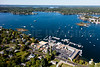 MIP AERIAL CAROUSEL MARINA BOOTHBAY HARBOR MAINE-6590