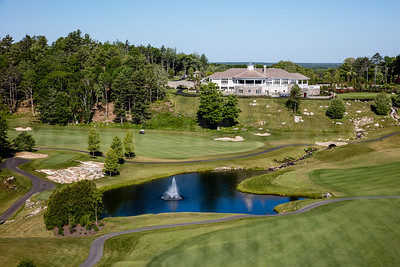 MIP AERIAL BOOTHBAY HARBOR COUNTRY CLUB MAINE-3621
