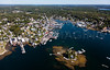 MIP AERIAL BOOTHBAY HARBOR MAINE-6515
