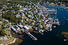 MIP AERIAL BOOTHBAY HARBOR MAINE-6512