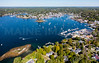 MIP AERIAL BOOTHBAY HARBOR MAINE-6570