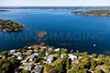 MIP AERIAL OCEAN POINT BOOTHBAY HARBOR MAINE-6695