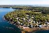 MIP AERIAL OCEAN POINT BOOTHBAY HARBOR MAINE-6704