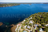 MIP AERIAL OCEAN POINT BOOTHBAY HARBOR MAINE-6688