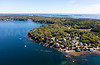 MIP AERIAL OCEAN POINT BOOTHBAY HARBOR MAINE-6674