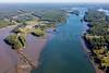 MIP AERIAL SHEEPSCOT RIVER WESTPORT MAINE-5898
