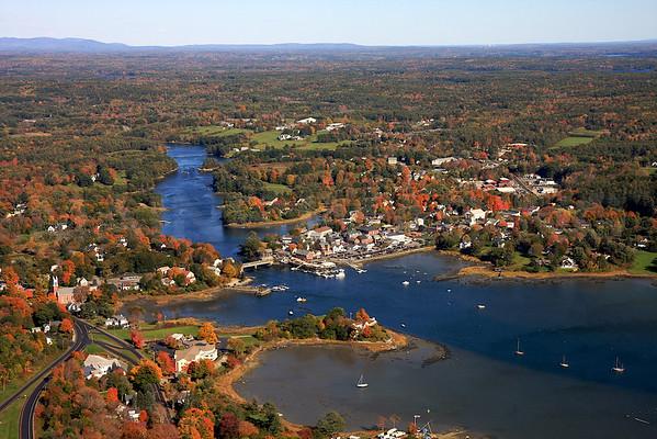 Damariscotta-Newcastle, Maine