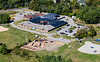 MIP AERIAL GREAT SALT BAY SCHOOL DAMARISCOTTA MAINE-7036