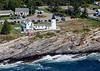 Pemaquid Point Light.  New Harbor, Maine.   0848  9/13