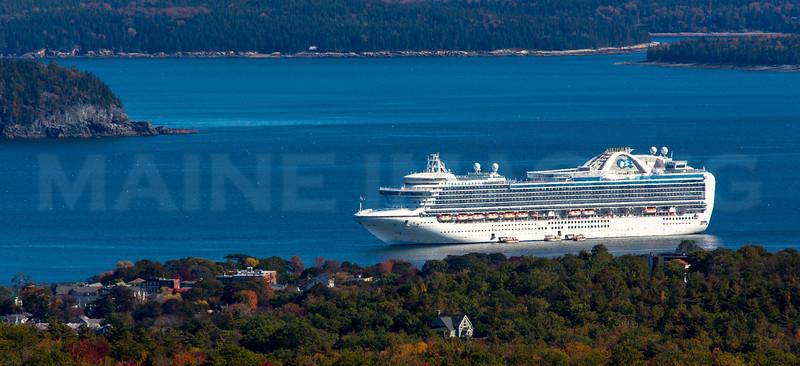 Bar Harbor Maine Maine Imaging - Cruise ship bar harbor
