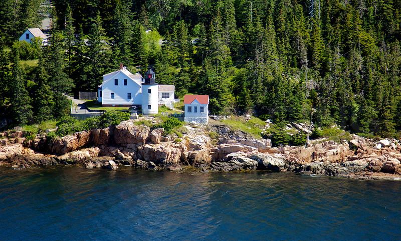 Bass Harbor, Maine.