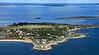 South Point, Biddeford Pool.  Biddeford, Maine.