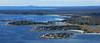 Hoyt Neck, New Barn Cove, Granite Point, Brackett's Point, Curtis Cove.  Biddeford, Maine.