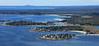 Hoyt Neck, Granite Point, Timber Point.  Biddeford, Maine.