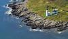 Wood Island Lighthouse, Wood Island.  Biddeford, Maine.