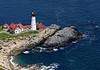 Portland Head Lighthouse 5.  Cape Elizabeth, Maine.
