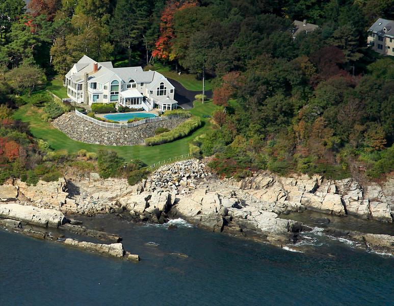 Cape Elizabeth House.  Cape Elizabeth, Maine.