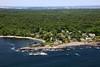 Point Road, Pond Cove.  Cape Elizabeth, Maine.