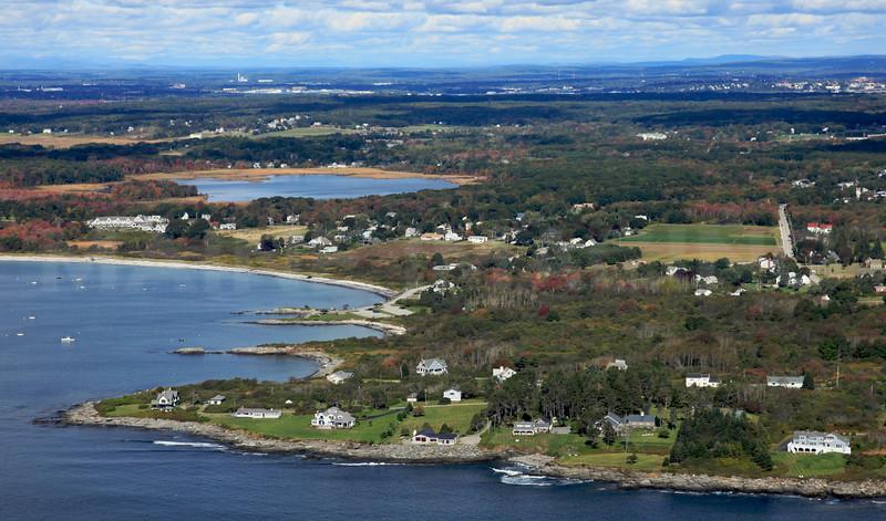 McKenney Point, John Cove, Kettle Cove, Crescent Beach.   Cape Elizabeth, Maine.