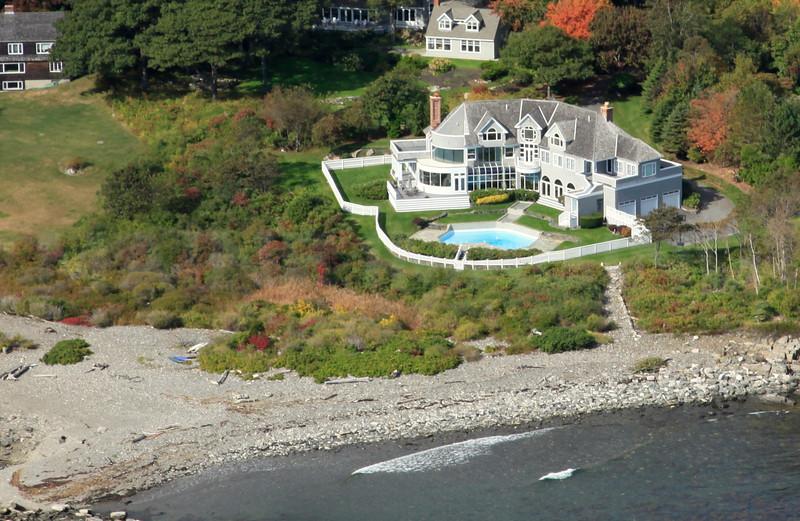 Cape Elizabeth House 2.  Cape Elizabeth, Maine.