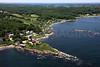 Peabbles Point, Alewife Cove, Whaleback.  Cape Elizabeth, Maine.