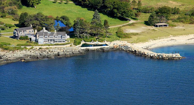 Ram Head.  Cape Elizabeth, Maine.