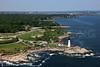 Portland Head Light, Fort Williams Park.  Cape Elizabeth, Maine.