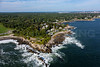 MIP AERIAL SHIP COVE BATTERY KEYS CAPE ELIZABETH ME-0883