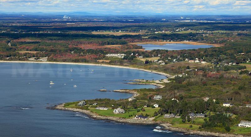 McKenney Point, Crescent Beach 2.  Cape Elizabeth, Maine.