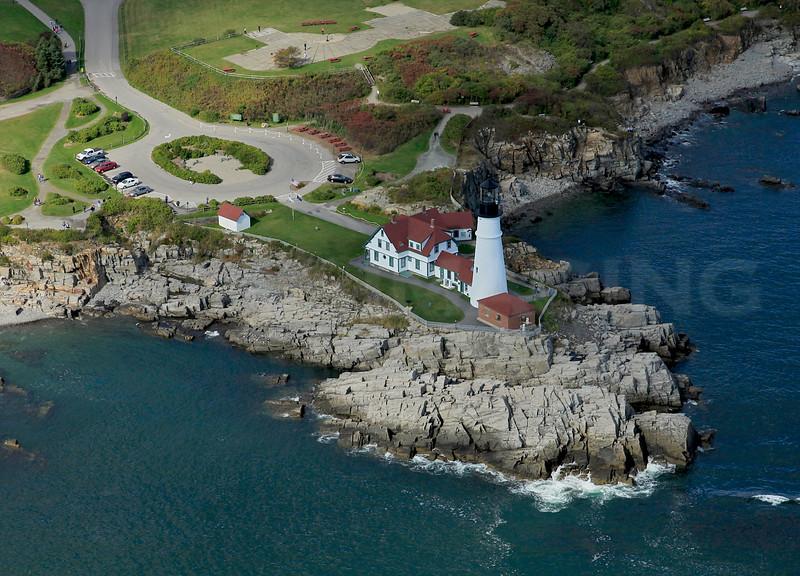 Portland Head Light 2.  Cape Elizabeth, Maine.