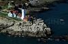 Portland Head Lighthouse 3.  Cape Elizabeth, Maine.